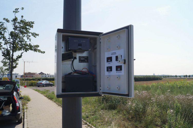 Kamera Verkehrszählung Verkehrszaehlung